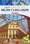 MILÁN Y LOS LAGOS DE CERCA