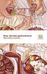 BURP. APUNTES GASTRONÓMICOS