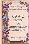 69+1 RECETAS DE AFRODISIACOS