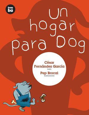 UN HOGAR PARA DOG BAMBU 6AÑOS
