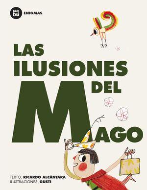 ILUSIONES DEL MAGO BAMBU 6AÑOS