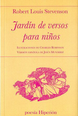 JARDÍN DE VERSOS PARA NIÑOS