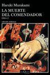 LA MUERTE DEL COMENDADOR (LIBRO 2)