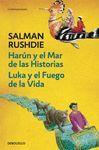 HARÚN Y EL MAR DE LAS HISTORIAS / LUKA Y EL FUEGO DE LA VIDA